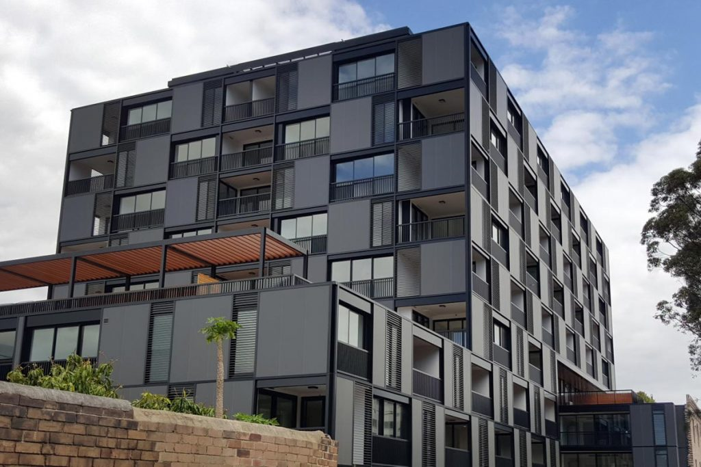 Harbour Mill Pyrmont heritage unit development 1