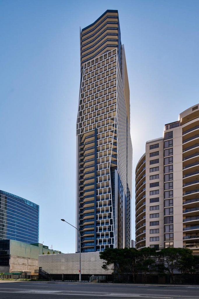 Hassall Street Parramatta high rise 3